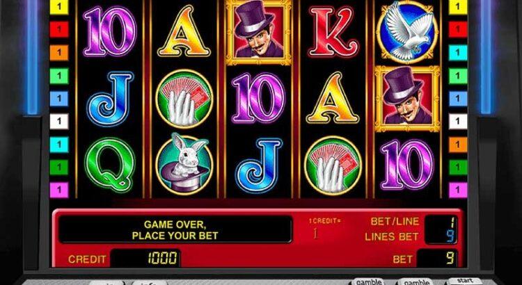 Casinoper Novomatic Oyunları